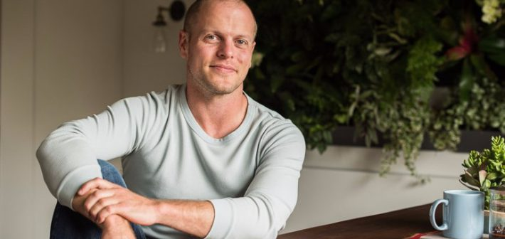 My new morning routine, thanks to Tim Ferriss
